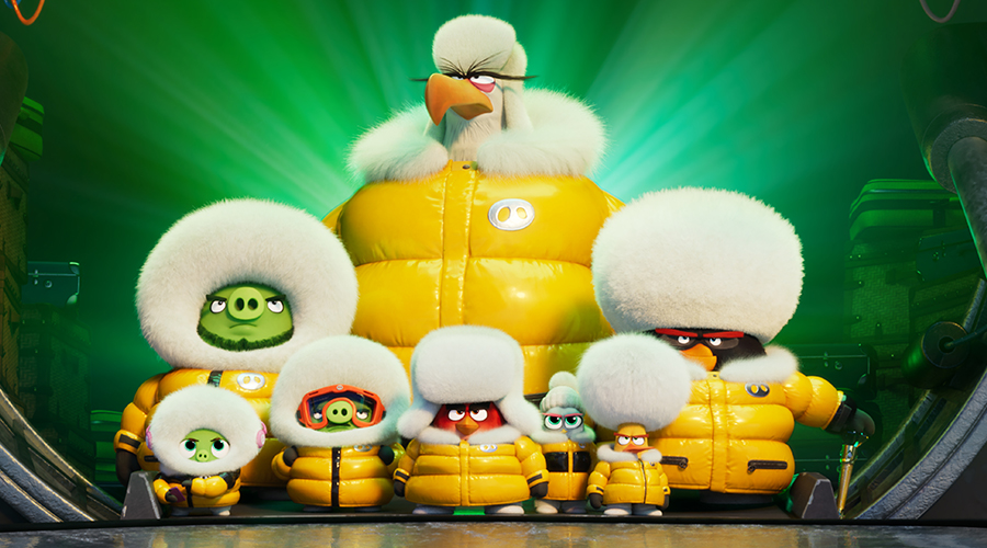Enemies become frenemies in the new The Angry Birds Movie 2!
