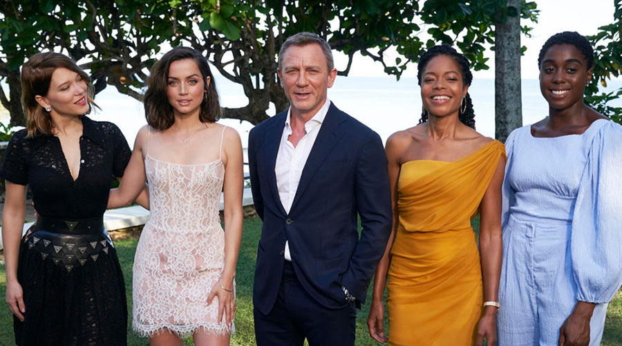 The 25th James Bond Adventure has started Principal Photography!