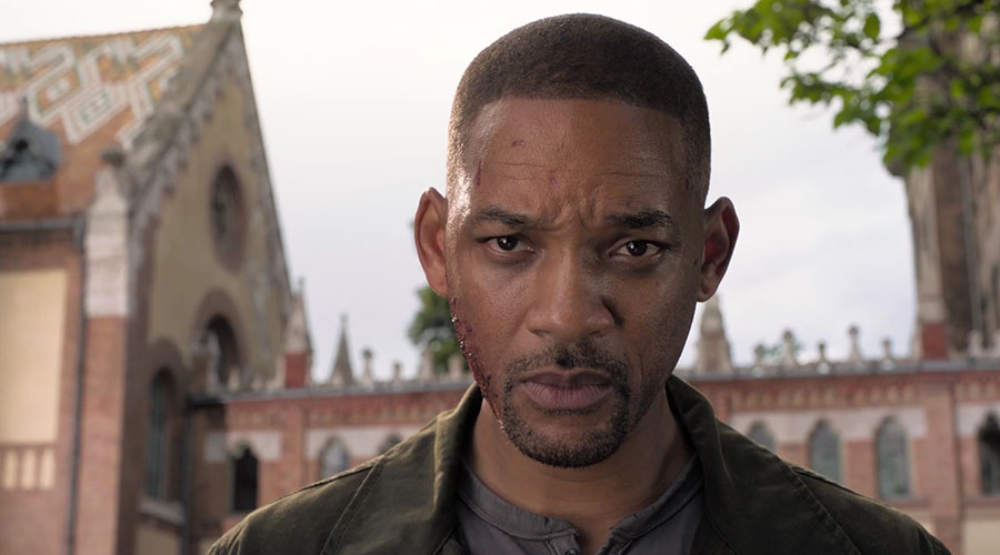 Watch the first look trailer for Gemini Man starring Will Smith and directed by And Lee!