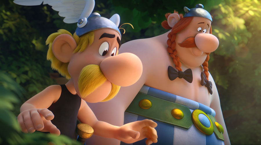 Asterix: The Secret of the Magic Potion Movie Review