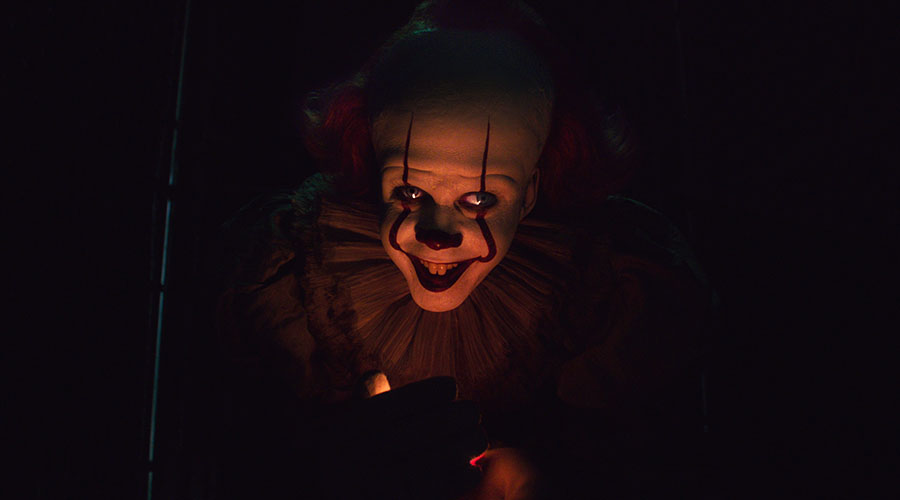Watch the official teaser trailer for IT Chapter Two