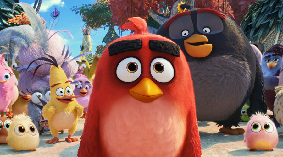 Watch the final trailer for The Angry Birds Movie 2!