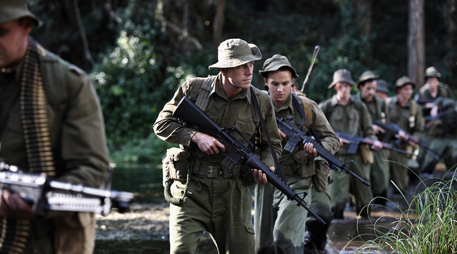 Watch the official trailer for the upcoming Australian film Danger Close: The Battle of Long Tan