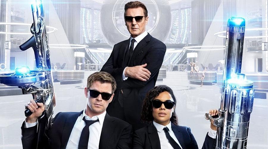 Men in Black: International Movie Review