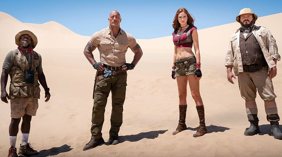 Watch The First Trailer For Jumanji: The Next Level - In Cinemas Boxing Day!