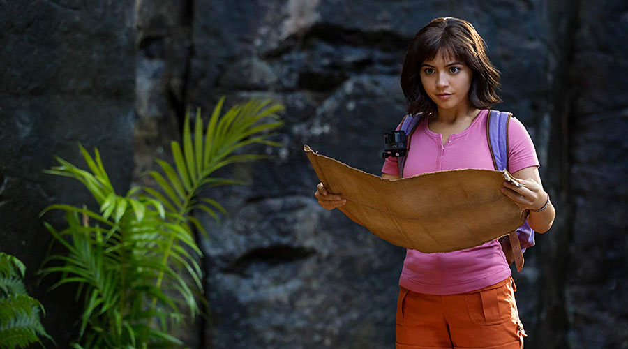 Watch 'The New Dora' featurette from the upcoming Dora and the Lost City of Gold!
