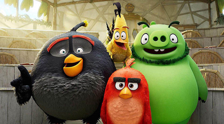 The Angry Birds 2 Movie Review