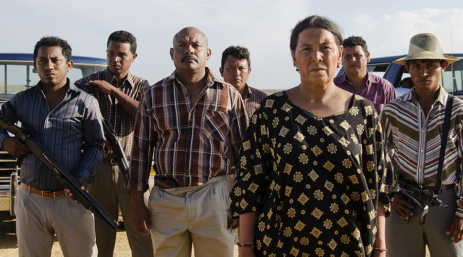 Watch the trailer for Palace Films latest release Birds of Passage