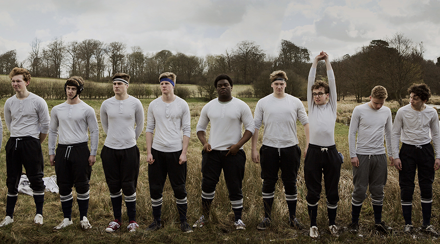 MINI British Film Festival - Old Boys Movie Review