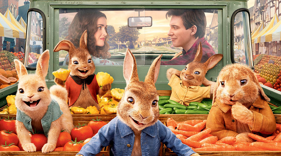 He's back! Watch Peter and his friends return in the new Peter Rabbit™ 2 trailer