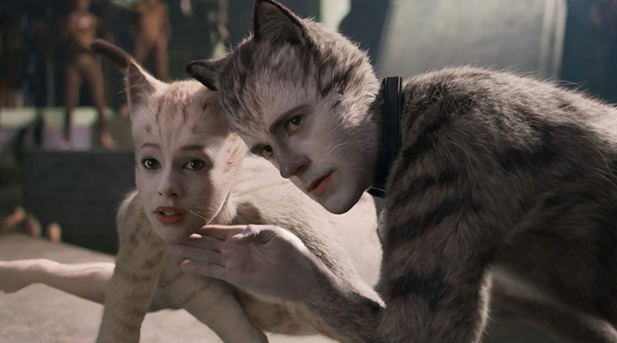 Watch the brand new trailer for Andres Lloyd Webber's Cats!
