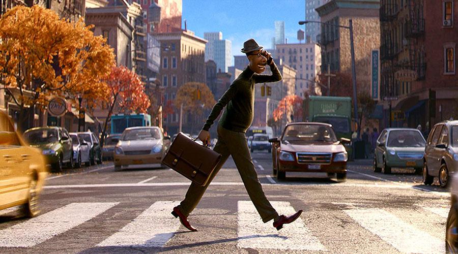 Watch the first teaser trailer Disney Pixar Soul, staring Jamie Foxx