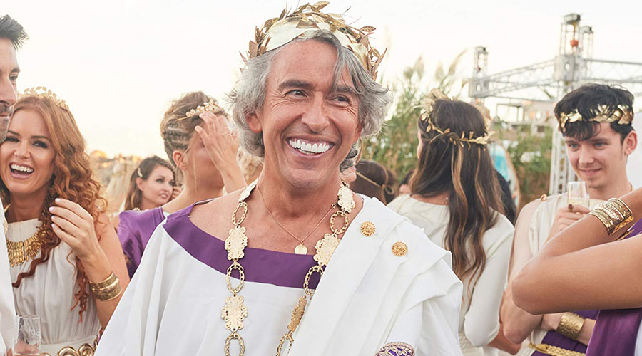 Steve Coogan stars in Michael Winterbottom's Greed - watch the trailer now!