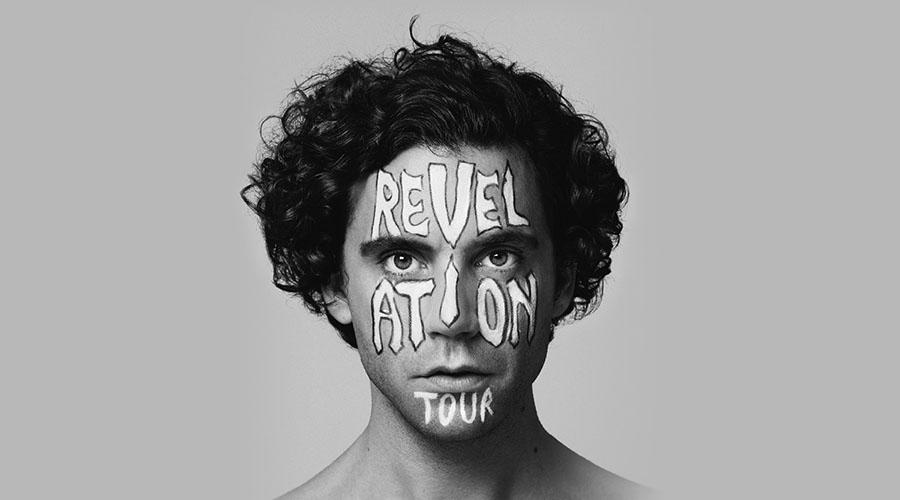 MIKA is returning to Australia with his Revelation Tour!