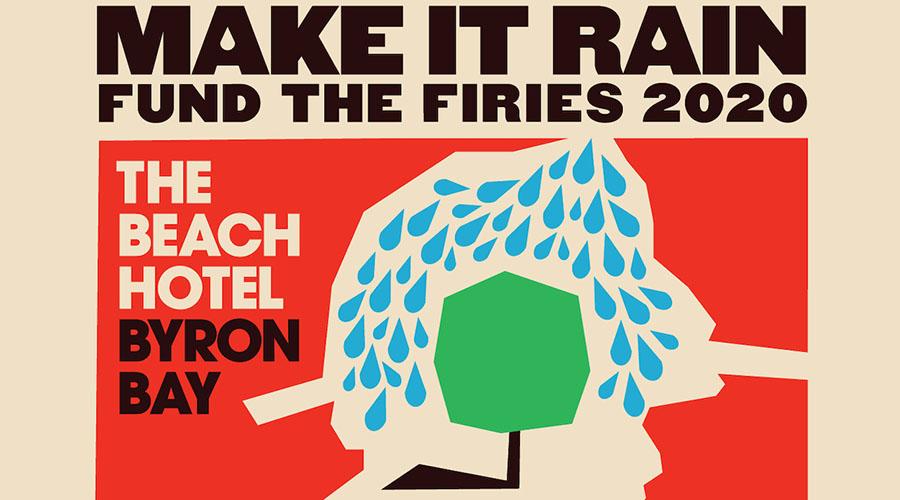 Make It Rain: Bernard Fanning, Wolfmother, Tim Rogers & more to play bushfire fundraiser