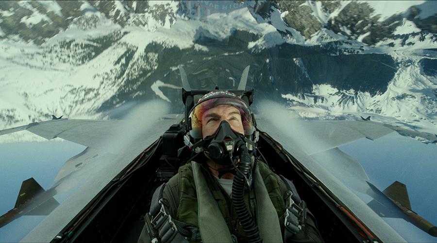Watch the new official trailer for Top Gun: Maverick!