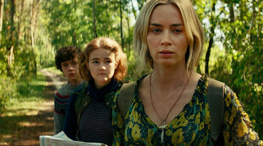 Watch the official trailer for A Quiet Place II - in cinemas March 19!
