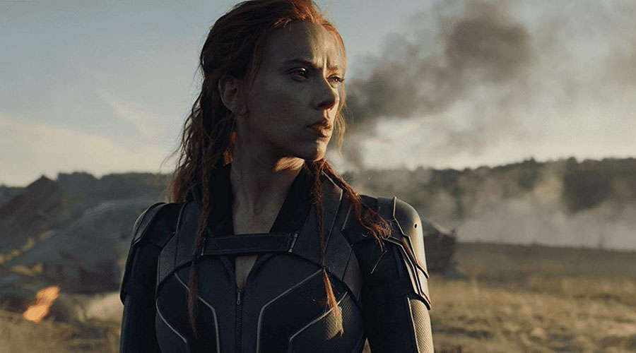 Watch this brand-new special look at Marvel Studios' Black Widow!