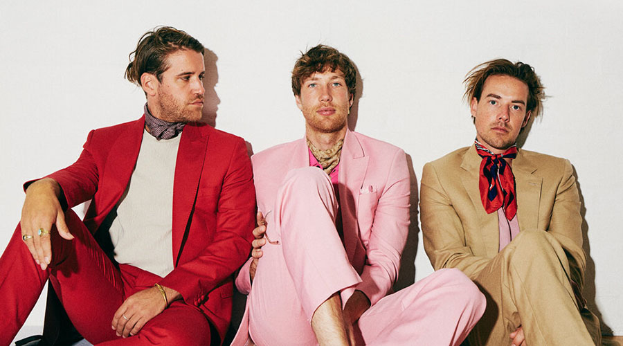 Crooked Colours Australian 2020 Tour