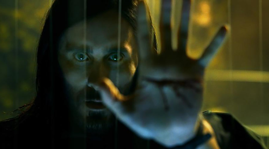 Watch the first trailer for Morbius, starring Jared Leto and in Australian cinemas July 30