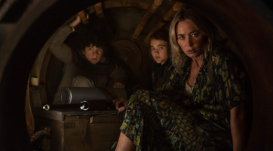 Watch A Quiet Place Part II Questions Answered Featurette