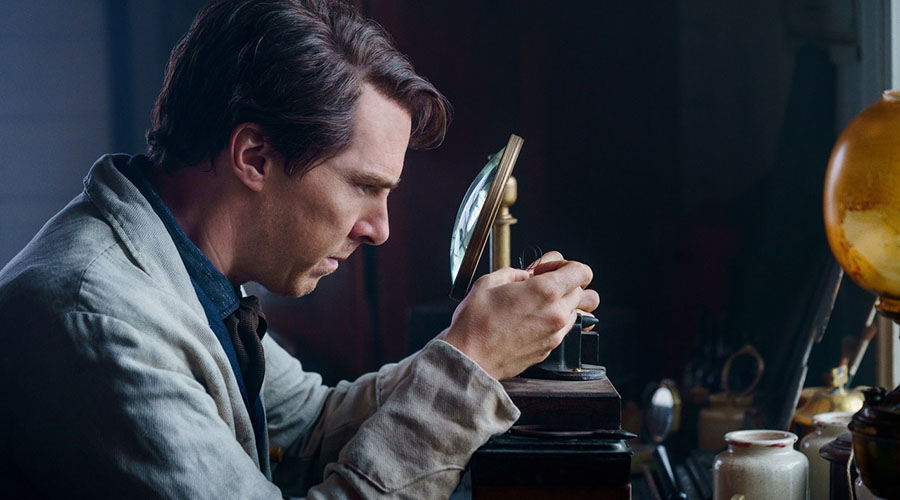 Watch the trailer for The Current War - starring Benedict Cumberbatch!