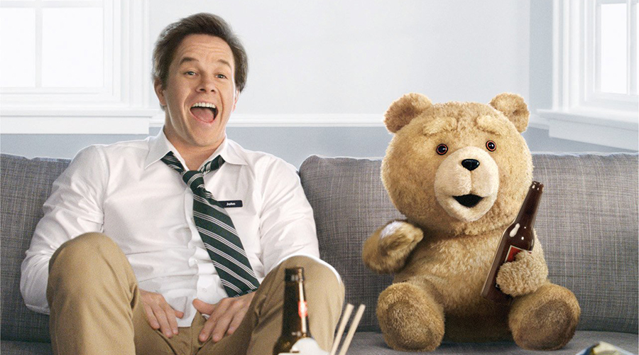 Retro Movie Review - Ted