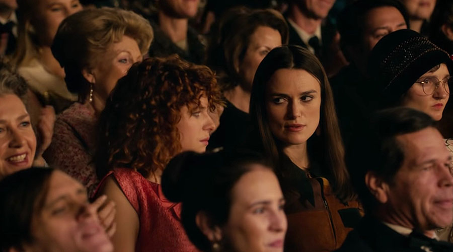 Watch the trailer for Misbehaviour - starring Keira Knightley!