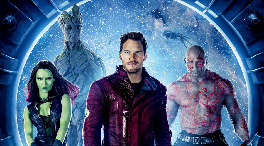 RETRO MOVIE REVIEW    Review of Guardians of the Galaxy is live!