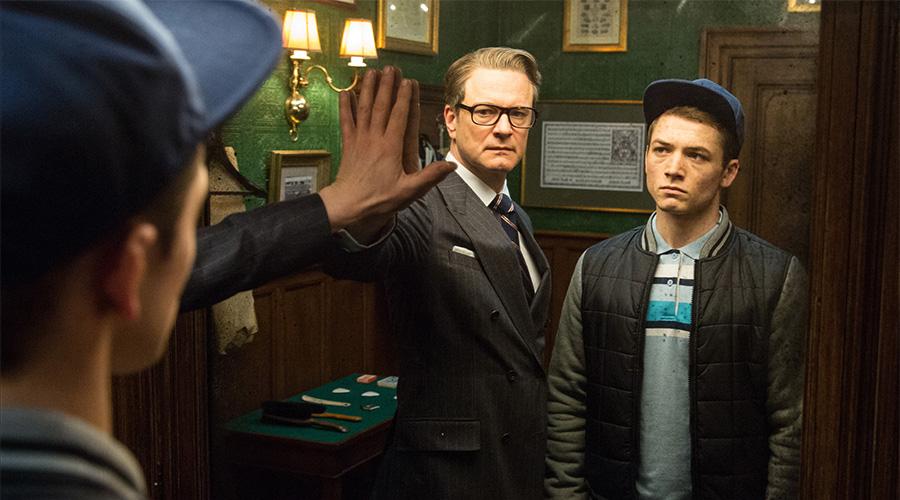 Retro Movie Review || Kingsman: The Secret Service