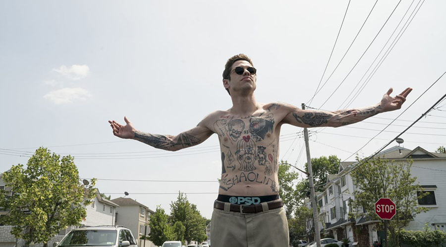 Watch the trailer for The King of Staten Island!