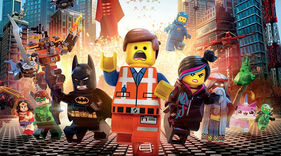 Retro Movie Review - The Lego Movie