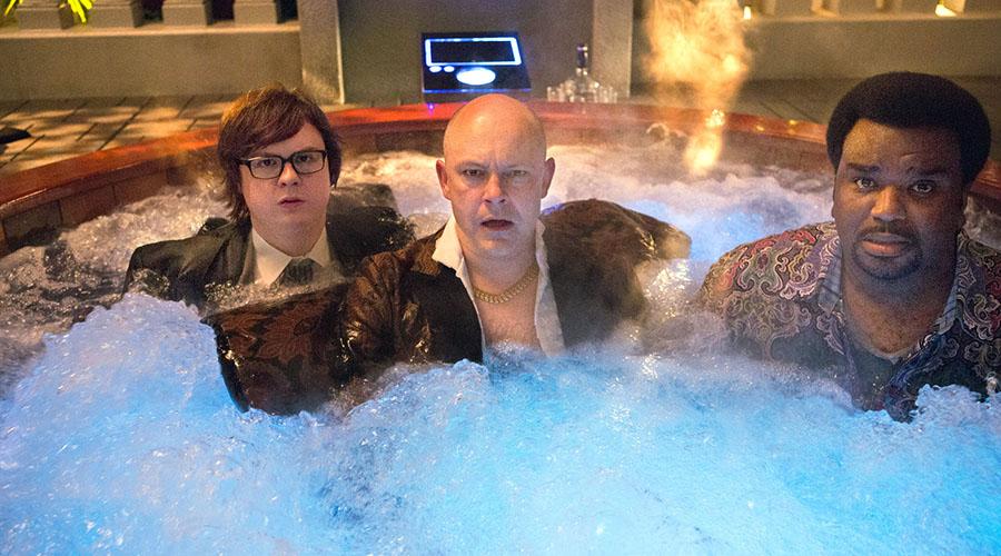 Retro Movie Review || Hot Tub Time Machine