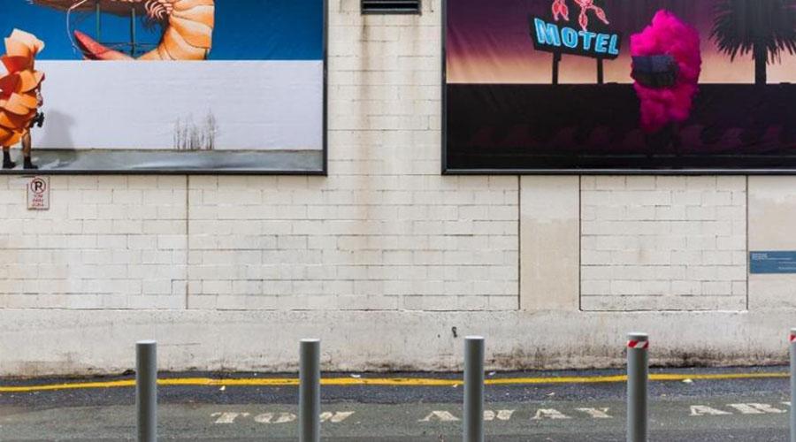 RAZZLE DAZZLE - Outdoor Gallery around Brisbane