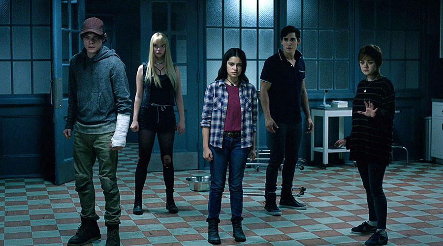 Watch the trailer for The New Mutants - in Aussie cinemas September 3!