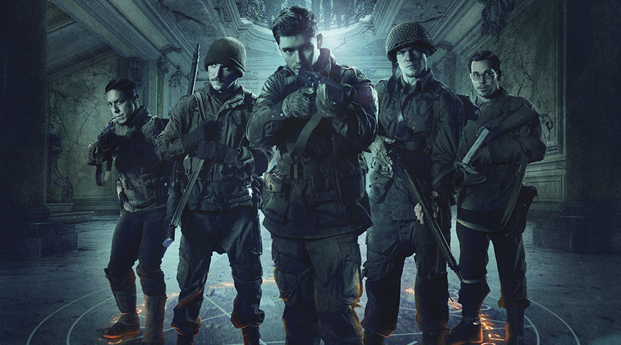 Watch the trailer for Ghosts of War!