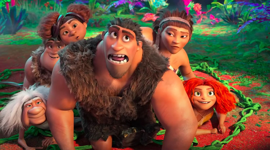 Watch The Croods: A New Age - The Croodimals Documentary