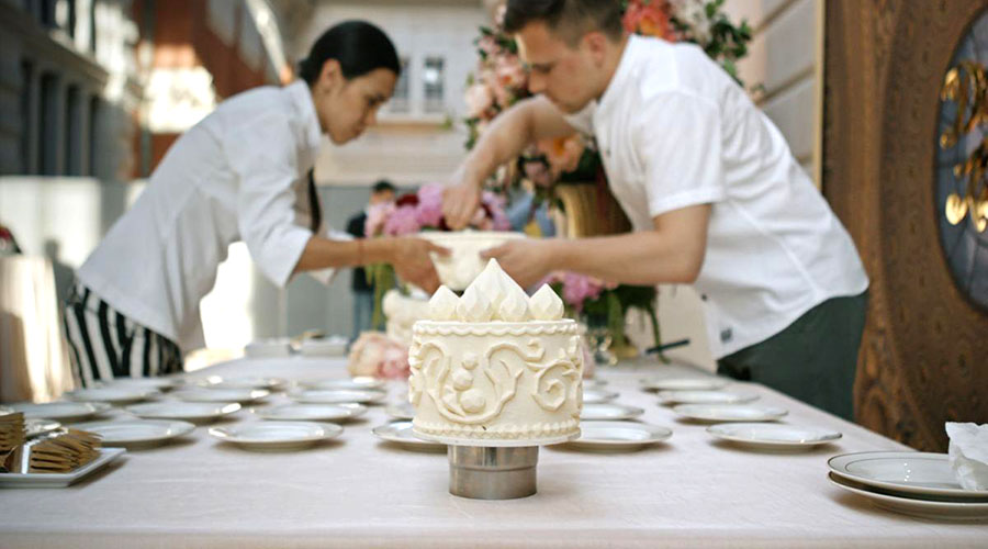 Watch the trailer for Ottolenghi and the Cakes of Versailles!