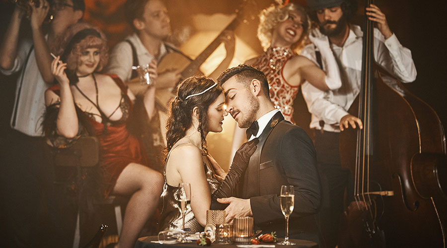 Brisbane Immersive Ensemble's Speakeasy: On New Years Eve is coming to The Tivoli