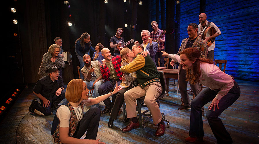 Global Hit Musical Come From Away is coming to Brisbane this March!