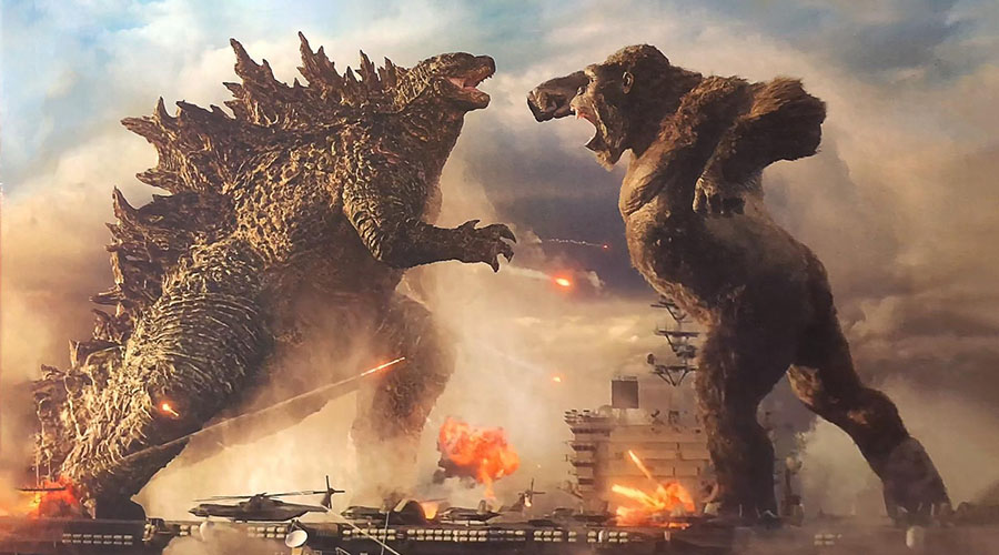 Watch the trailer for Godzilla vs Kong - in Aussie cinemas March 25!