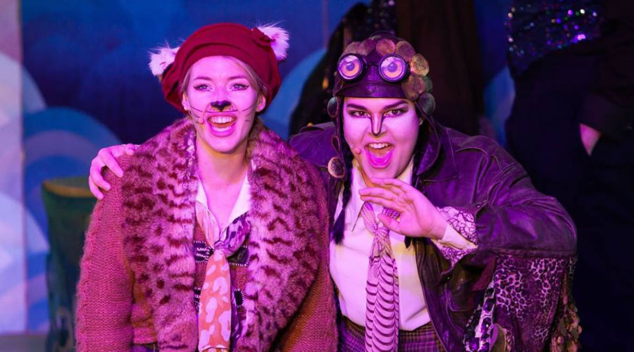 The Owl and the Pussycat is coming to the Brisbane Powerhouse!