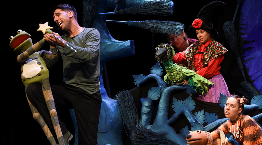 Room on the Broom is coming to QUT Gardens Theatre this April!