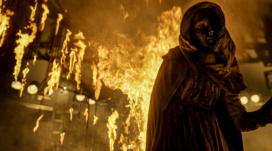 Watch the trailer for supernatural horror The Unholy - in Aussie cinemas April 15!