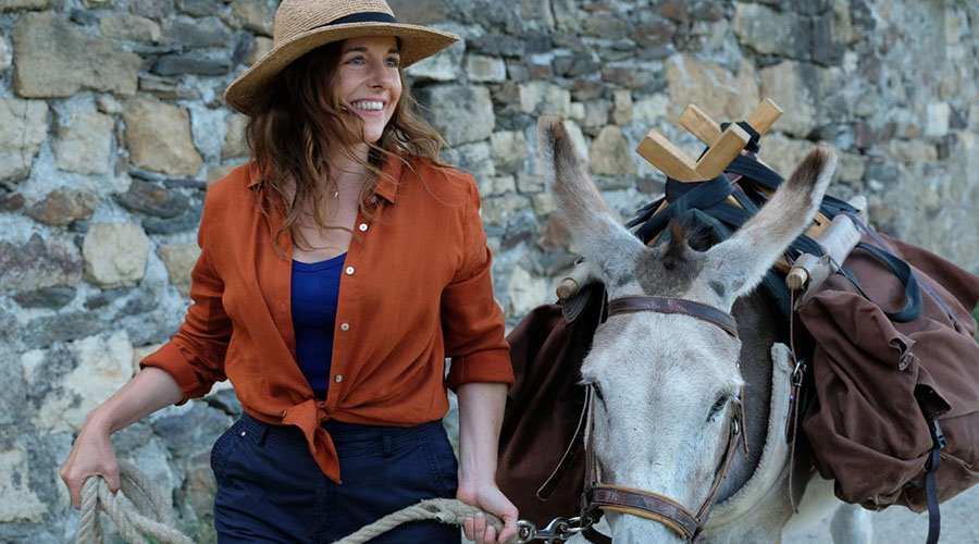 Watch the trailer for Antoinette in the Cevennes, in Aussie cinemas April 8!