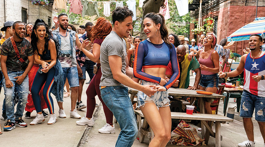 Watch the new trailer for In The Heights - in Aussie cinemas June 24!