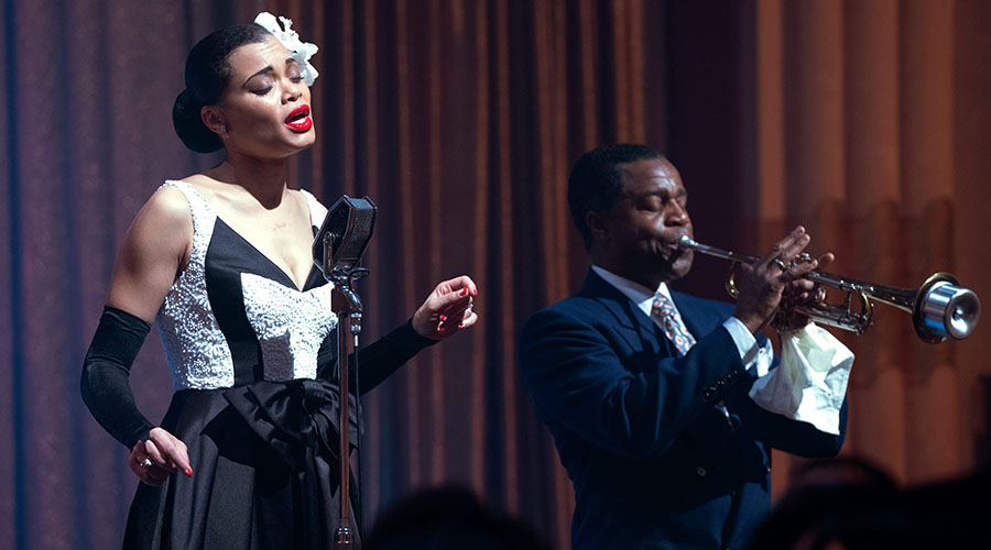 Watch the trailer for The United States Vs Billie Holiday!
