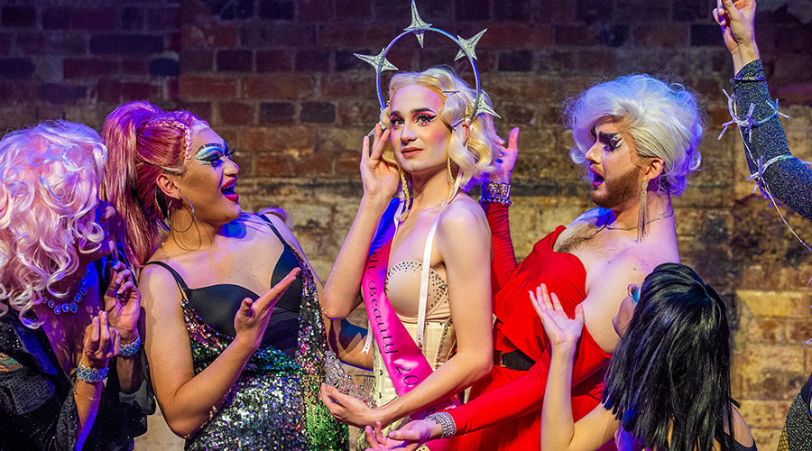 Melt Beauty Pageant is coming to the Brisbane Powerhouse this May!