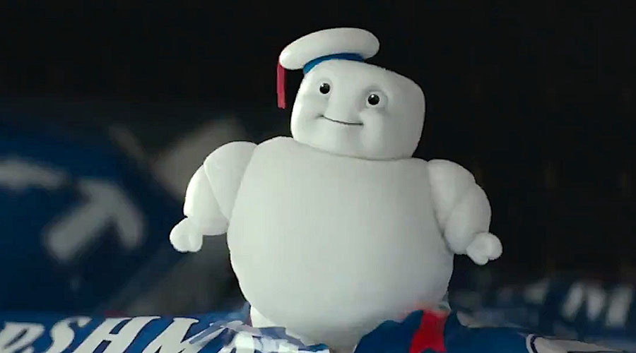 It's time to meet the Mini-Pufts, the newest characters from Ghostbusters: Afterlife!
