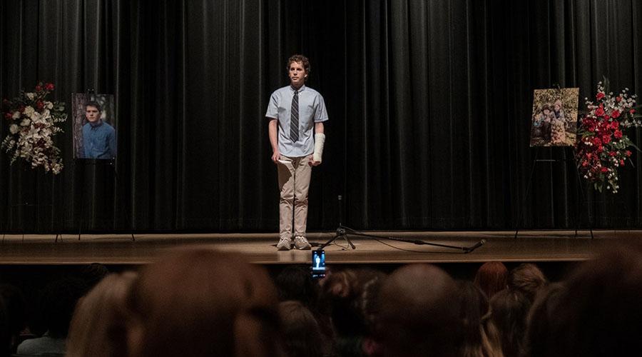 Watch the trailer for Dear Evan Hansen - in Aussie cinemas September 23!